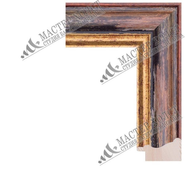 Деревянный багет для картин 440-03