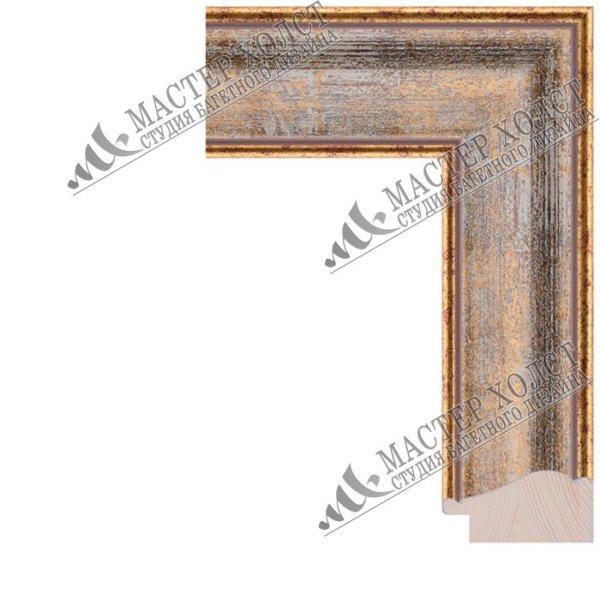 Деревянный багет для картин 450-04