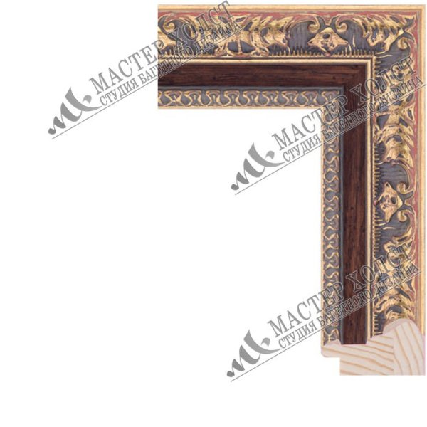 Деревянный багет для картин 460-01