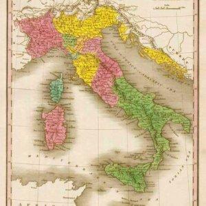 065 Старинные карты мира