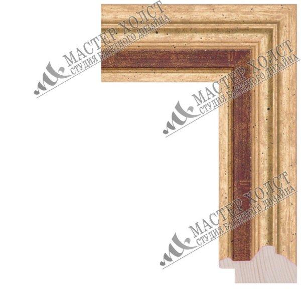 Деревянный багет для картин 470-02