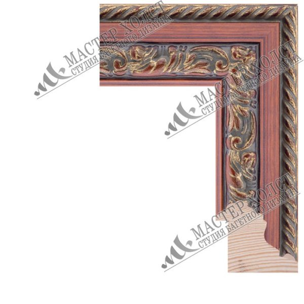 Деревянный багет для картин 480-01