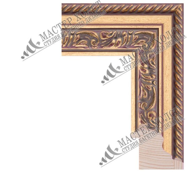 Деревянный багет для картин 81-02