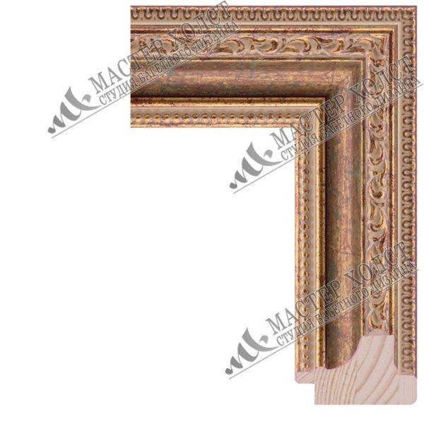 Деревянный багет для картин 510-02