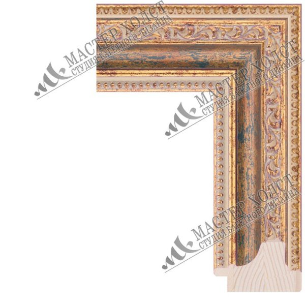 Деревянный багет для картин 510-03