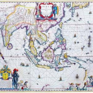 060 Старинные карты мира