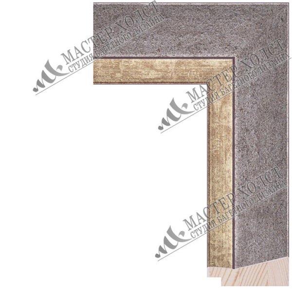 Деревянный багет для картин 516-01