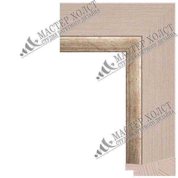 Деревянный багет для картин 516-04