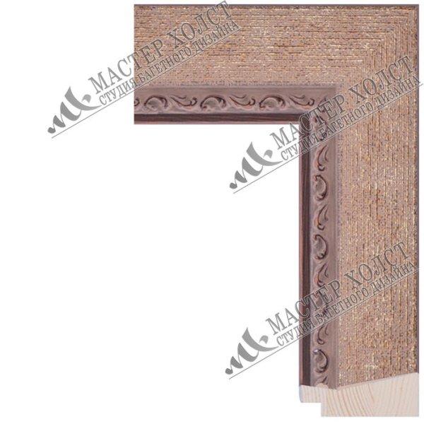 Деревянный багет для картин 517-01