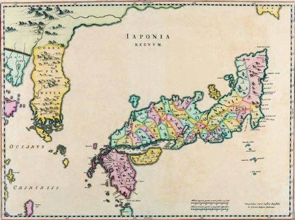 058 Старинные карты мира