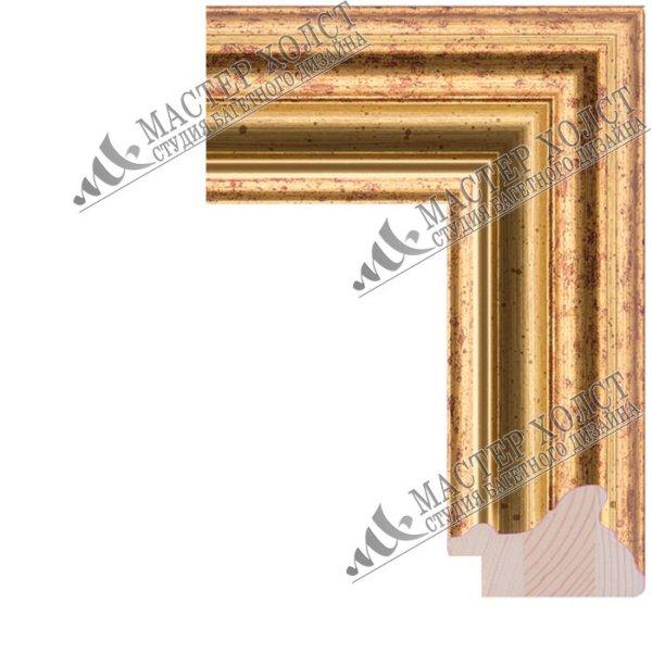 Деревянный багет для картин 551-02