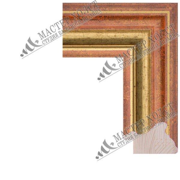 Деревянный багет для картин 551-03