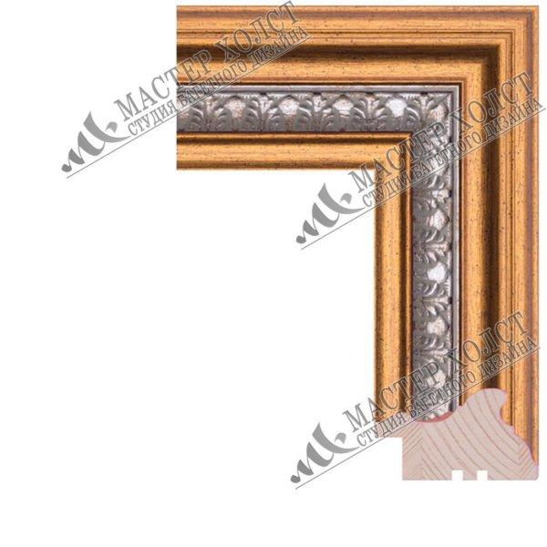 Деревянный багет для картин554-01