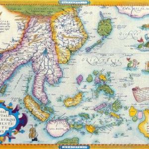 056 Старинные карты мира