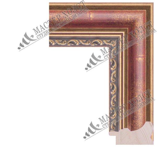 Деревянный багет для картин568-04