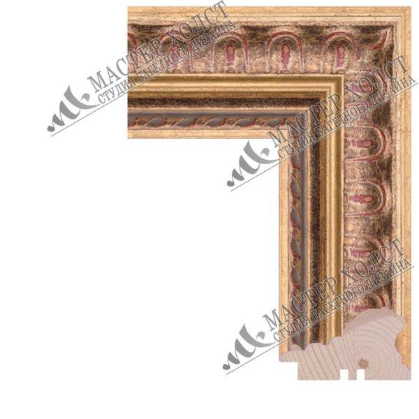 Деревянный багет для картин572-02