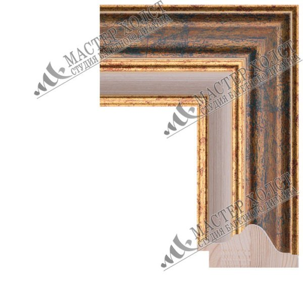 Деревянный багет для картин610-01