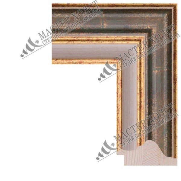 Деревянный багет для картин610-02