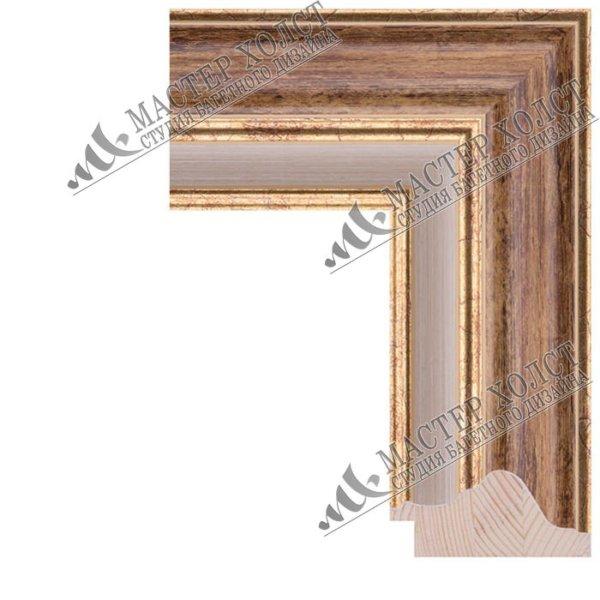 Деревянный багет для картин610-03