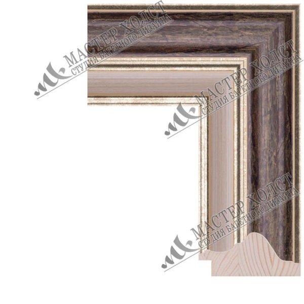 Деревянный багет для картин610-04