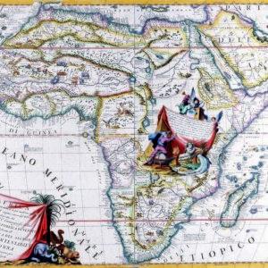 048 Старинные карты мира