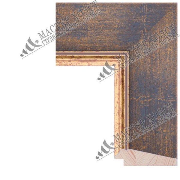 Деревянный багет для картин 630-12-74