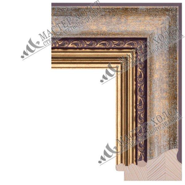 Деревянный багет для картин 640-03