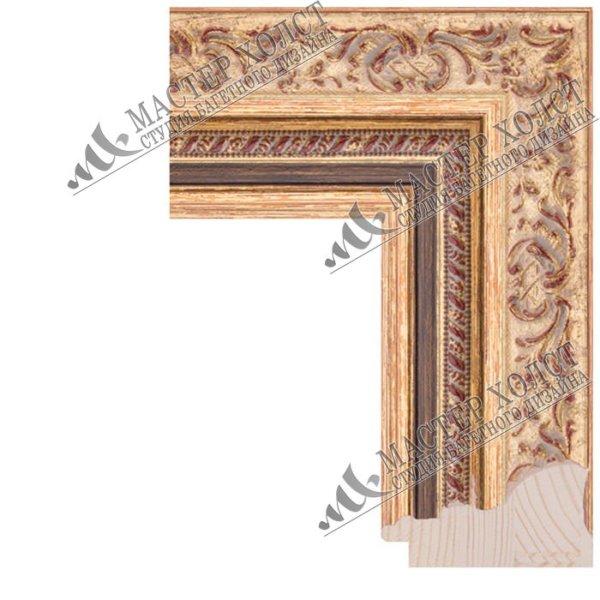 Деревянный багет для картин 660-02