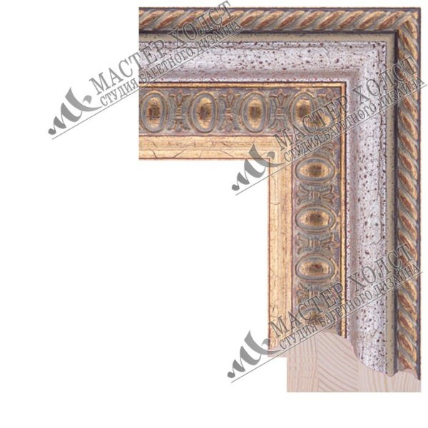Деревянный багет для картин 661-01