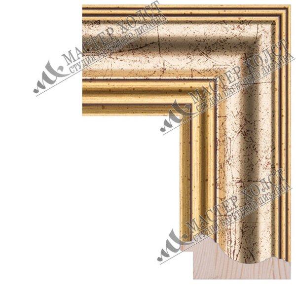 Деревянный багет для картин 680-04