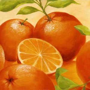 074 Бах, Сюзанна. Апельсин