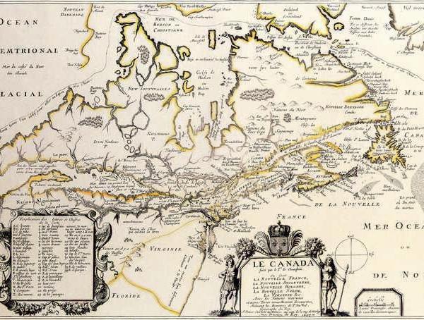 034 Старинные карты мира