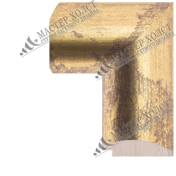 Деревянный багет для картин 722-04