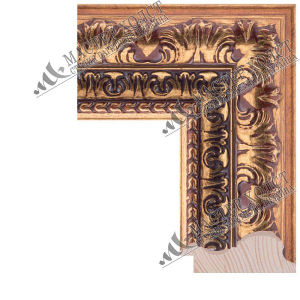 Деревянный багет для картин 750-03