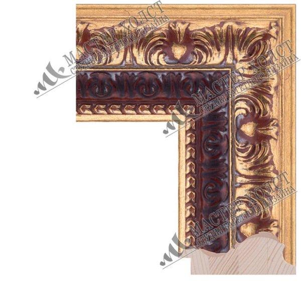Деревянный багет для картин 750-04