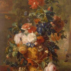 094 Huysum Jan van - Flowers