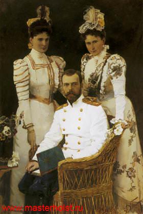9 Семейный портрет