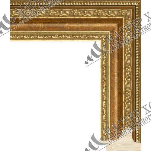 Заказать Деревянный багет NA003.1.098