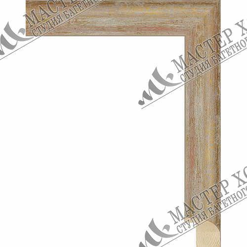 Заказать Деревянный багет NA054.1.110