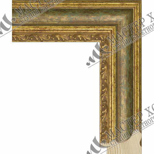 Заказать Деревянный багет NA058.1.001