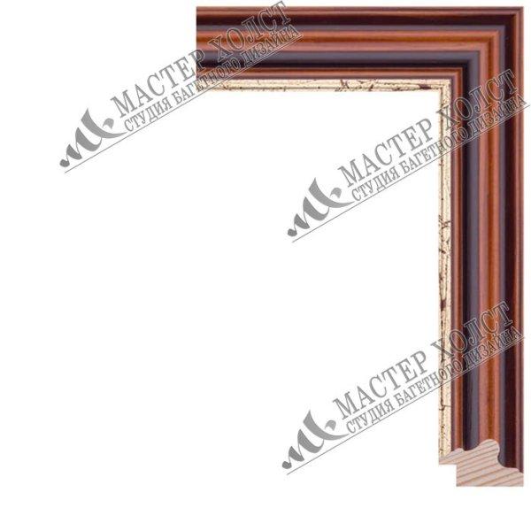 Деревянный багет для картин 28-M893P-06