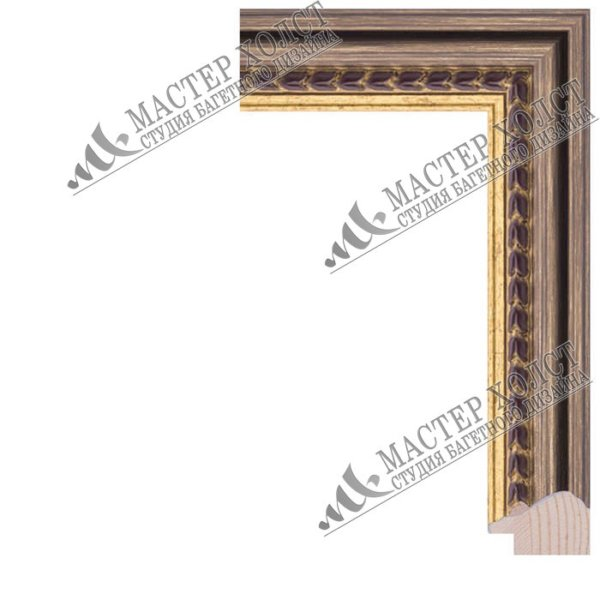 Деревянный багет для картин 295-02
