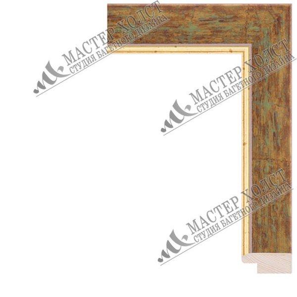 Деревянный багет для картин 30-77