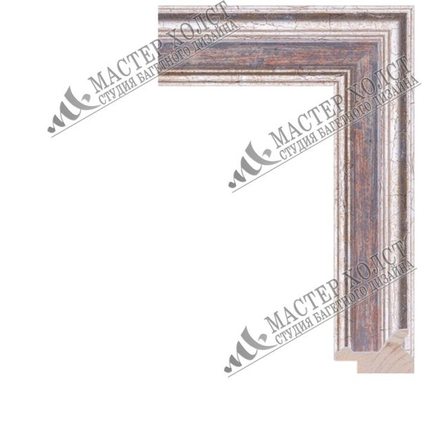 Деревянный багет для картин 351-12