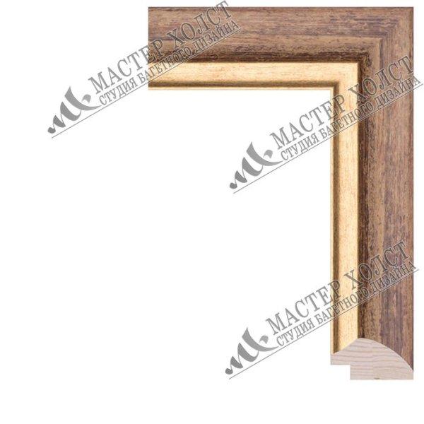 Деревянный багет для картин 365-01