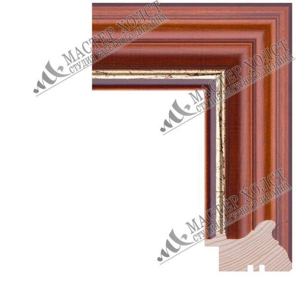 Деревянный багет для картин 55-M893P-06