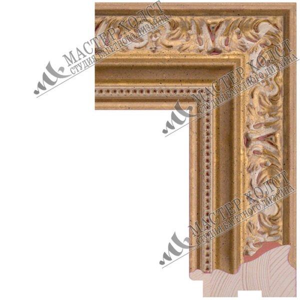 Деревянный багет для картин 64-02