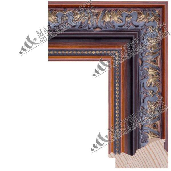 Деревянный багет для картин 64-M893P-5-513