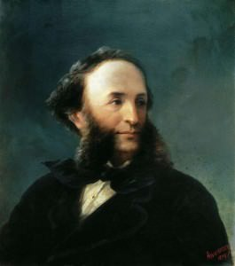 Aivazovsky_-_Self-portrait_1874