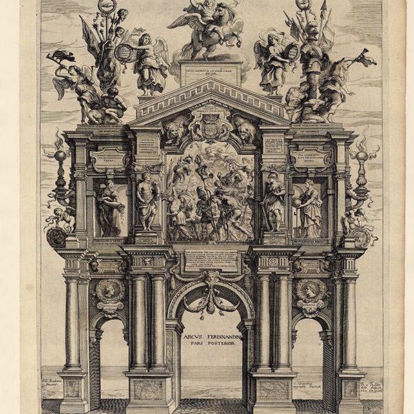 Старинные гравюры 034 - Рубенс